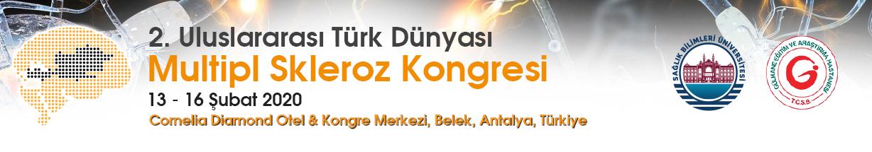 2. Uluslararası Türk Dünyası Multipl Skleroz Kongresi